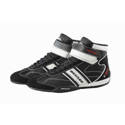 Dunlop gokartos cipő 43